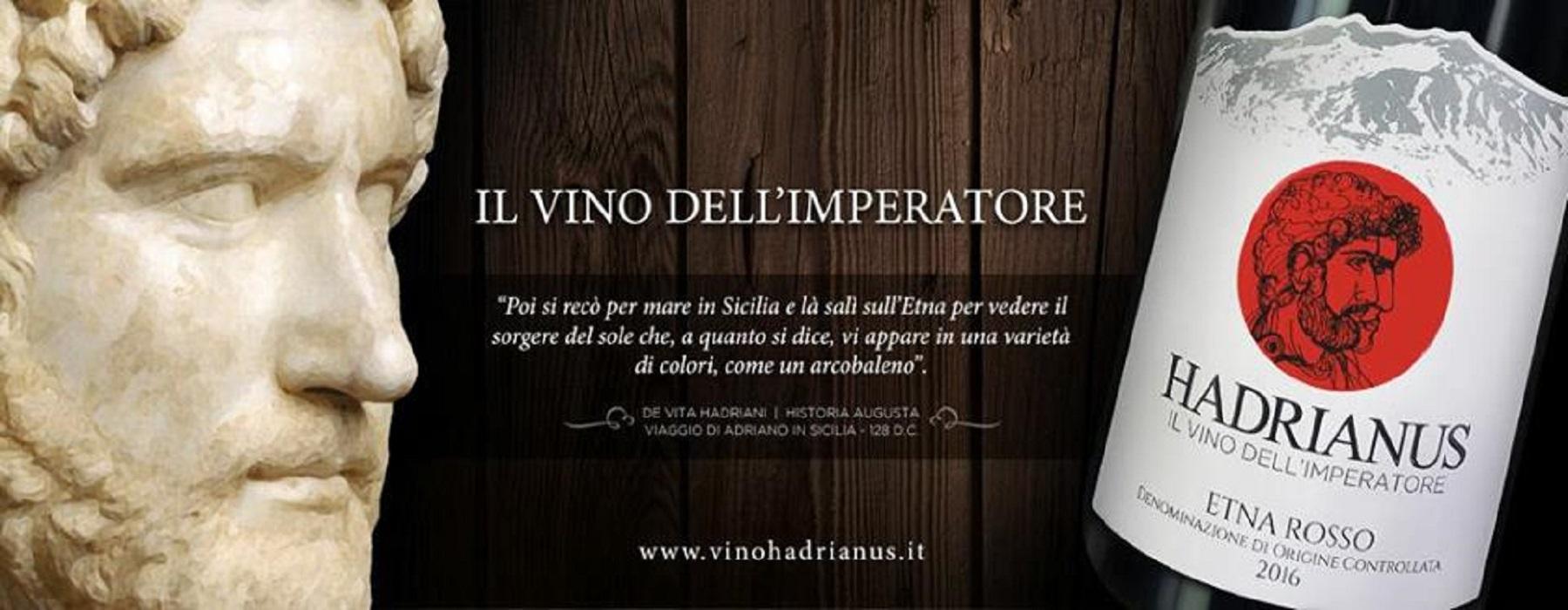 Riccardo Tomasello ed il Vino dell'Imperatore
