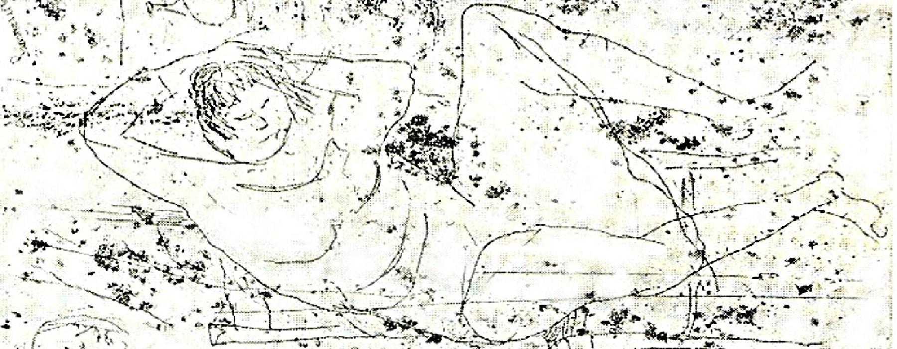 L'Universo Grafico di Nunzio Sciavarrello: luogo d'incontro tra segno, gesto, luce e materia