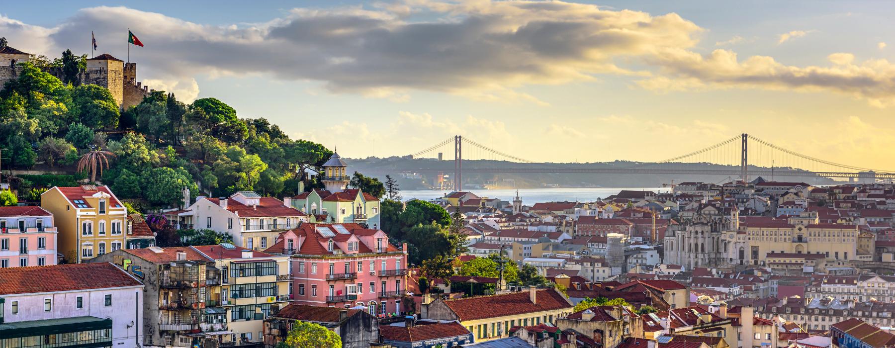 Lisbona, frontiera d'Europa