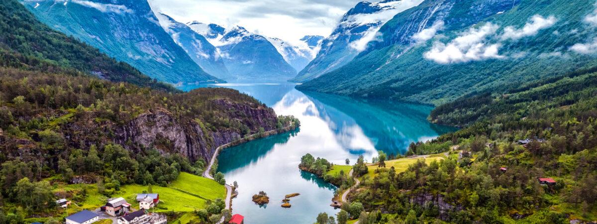 Norvegia, la magia dei fiordi